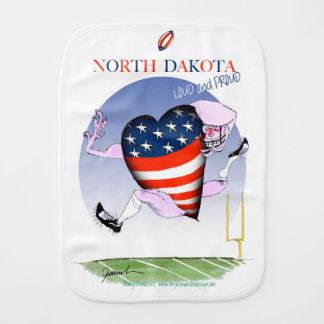 Fralda De Boca fernandes tony altos e orgulhosos de North Dakota,