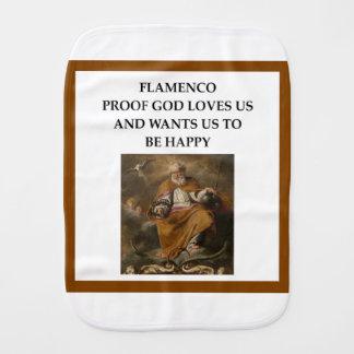 Fralda De Boca flaminco