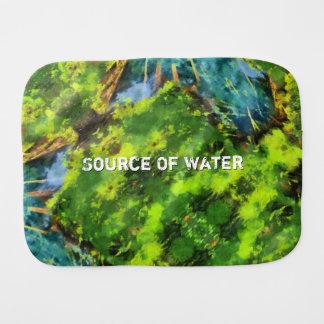 Fralda De Boca Fonte de água