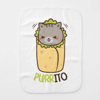 Fralda De Boca Gato & Burrito Purritp