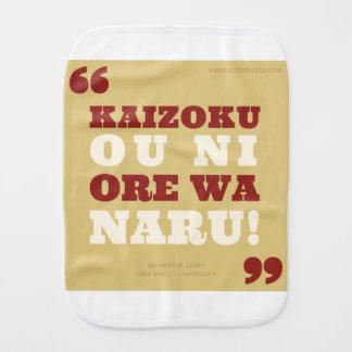 Fralda De Boca Kaizoku oni ore wa naru! - One Piece