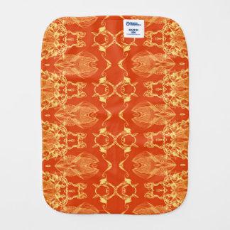 Fralda De Boca laranja