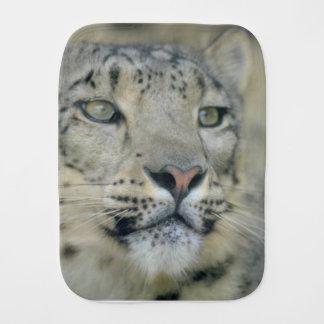 Fralda De Boca leopardo de neve