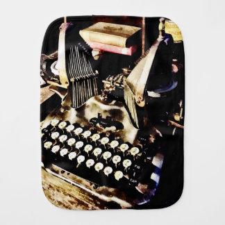 Fralda De Boca Máquina de escrever antiga Oliver #9