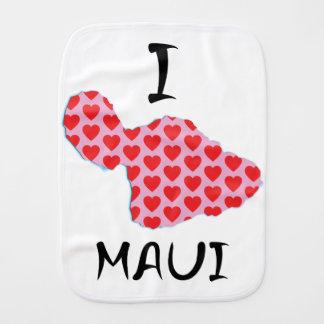 Fralda De Boca Mim coração Maui
