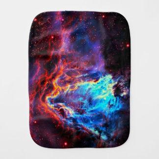 Fralda De Boca Nebulosa composta da estrela da cor imponente