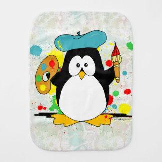 Fralda De Boca Pinguim artístico