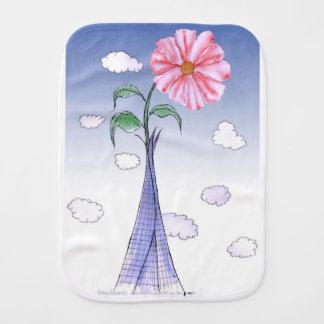 Fralda De Boca ShardArt flower power por Tony Fernandes