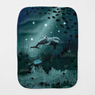 Fralda De Boca Sonho do golfinho