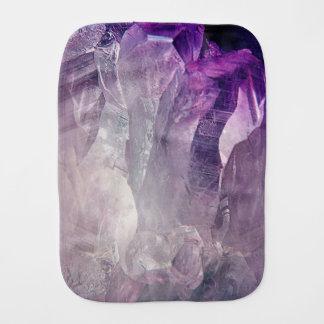 Fraldinha De Boca Abstrato de cristal do núcleo