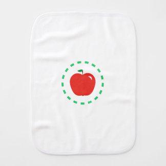 Fraldinha De Boca Apple vermelho