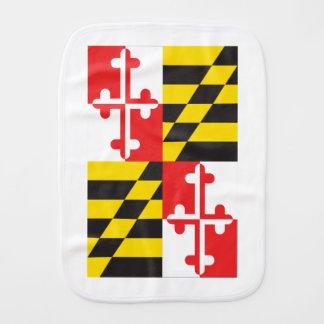 Fraldinha De Boca Bandeira de Maryland