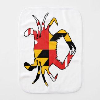 Fraldinha De Boca Caranguejo de Maryland