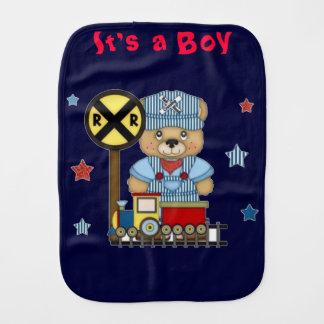 Fraldinha De Boca É um trem do urso de ursinho do menino
