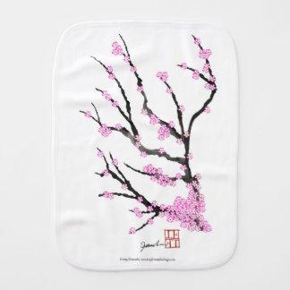 Fraldinha De Boca Flor de cerejeira 21 de Sakura, Tony Fernandes