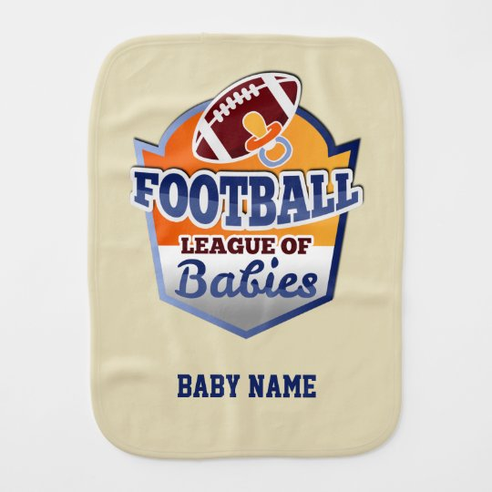 Fraldinha De Boca Football | League of Babies
