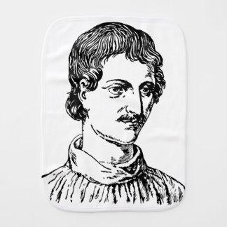 Fraldinha De Boca Giordano Bruno