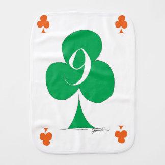 Fraldinha De Boca Irlandês afortunado 9 dos clubes, fernandes tony
