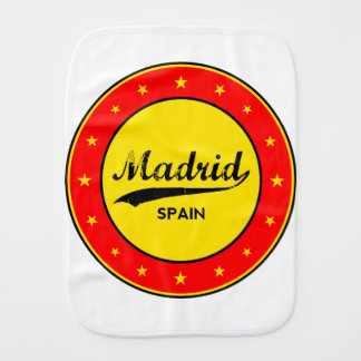 Fraldinha De Boca Madrid, Spain, circle, red