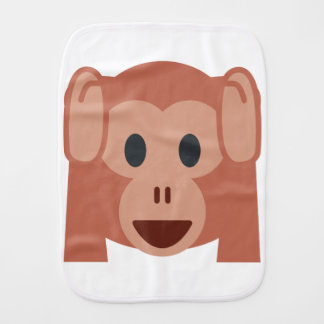 Fraldinha De Boca Monkey emoji
