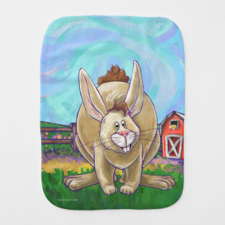 Fraldinha De Boca Parada bonito do animal do coelho