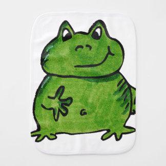Fraldinha De Boca Rã Frog