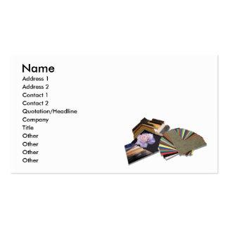 FramingComponentsCard, nome, endereço 1, endereço… Modelo Cartao De Visita