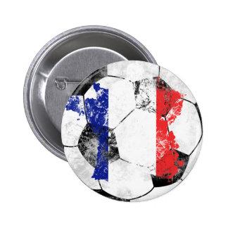 France afligiu o futebol botons