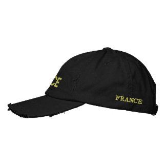 FRANCE bordou Boné Bordado
