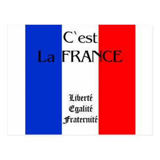 France Cartão Postal