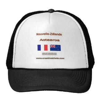 France, Novo-Zélande Boné