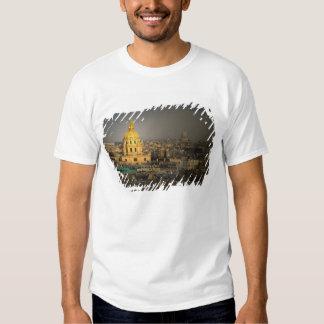 France, Paris. Les Invalides visto do T-shirt