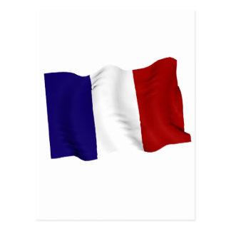 francês cartão postal