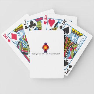 Francês-Mamães Baralho Para Pôquer