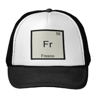 Franco - T-shirt do símbolo do elemento da química Bone
