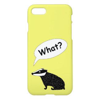 Frank o amarelo das capas de iphone do caráter do