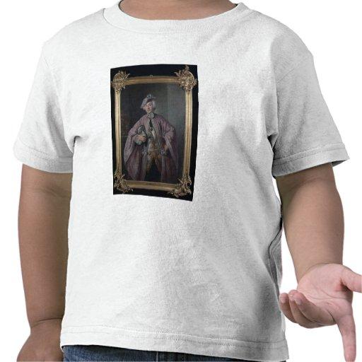 Franz Isaak von Chasot Camisetas