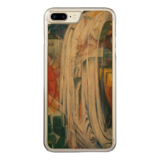 Franz Marc - o moinho Bewitched Capa iPhone 7 Plus Carved