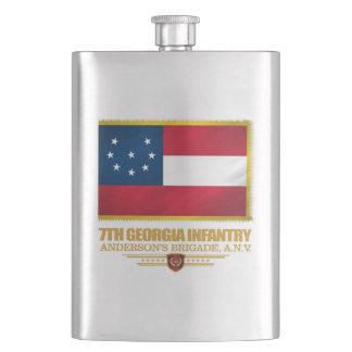 Frasco De Bebida 7o Infantaria de Geórgia (1)