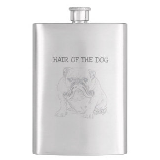 Frasco De Bebida Cabelo do cão