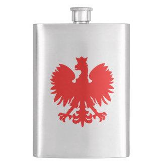 Frasco De Bebida Garrafa polonesa de Eagle