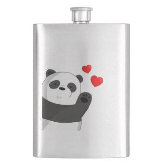Frasco De Bebida Panda bonito