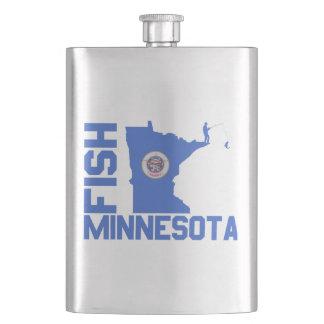 Frasco De Bebida Peixes Minnesota