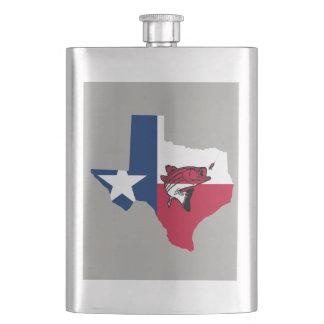 Frasco De Bebida Pesca de Texas