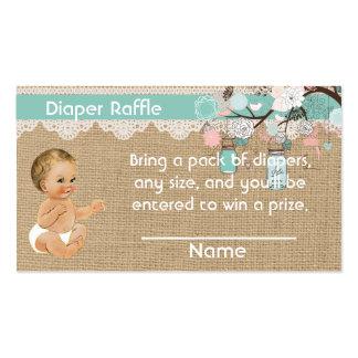 Frascos do bebê e de pedreiro do vintage da cartão de visita