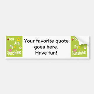 Frase inspirador da tipografia - verde limão adesivo para carro