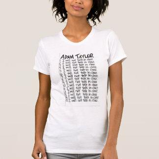 Frases de Adam Camisetas