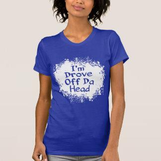 Frases - eu sou eliminei a cabeça da Dinamarca Tshirt
