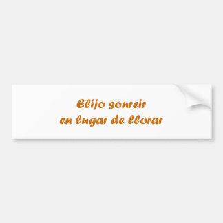 Frases mestres 4 adesivo para carro