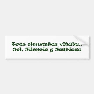 Frases mestres 7 adesivo para carro